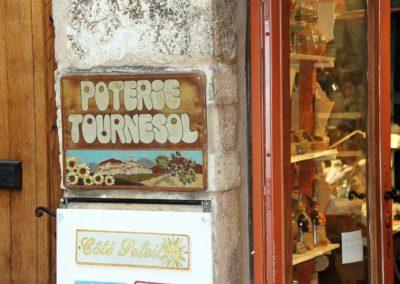 Poterie Tournesol